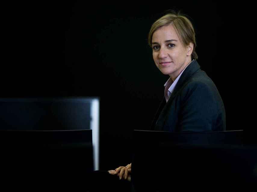 Tania Sánchez es miembro de la candidatura de Adelante Podemos.