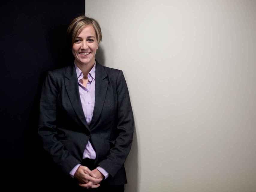 Tania Sánchez revindica una política sin machismo.
