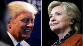 Trump y Clinton representan visiones casi antagónicas.