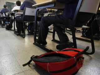 La tasa de abandono escolar temprano ha bajado hasta el 19,4%