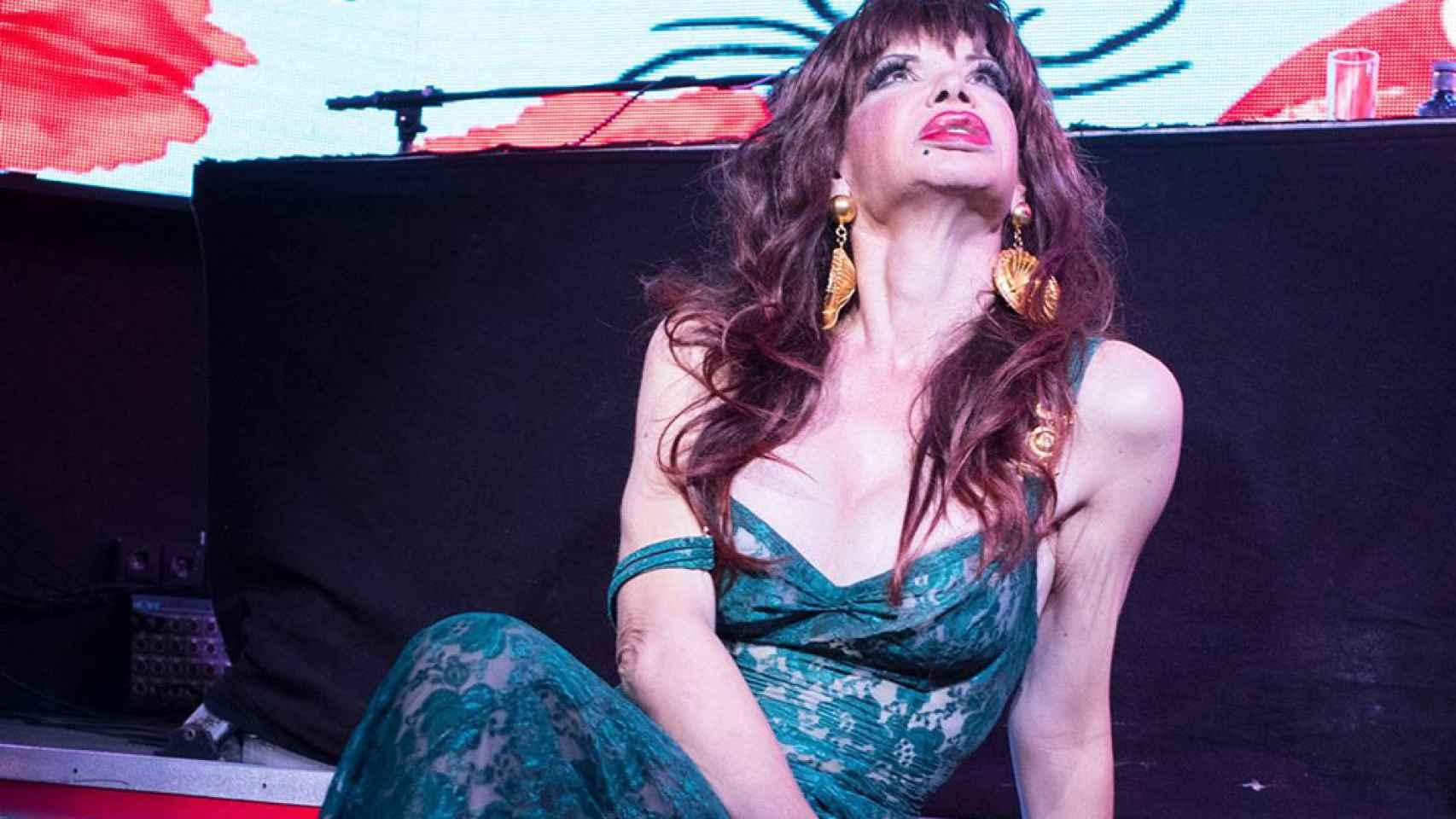 Cristina La Veneno.
