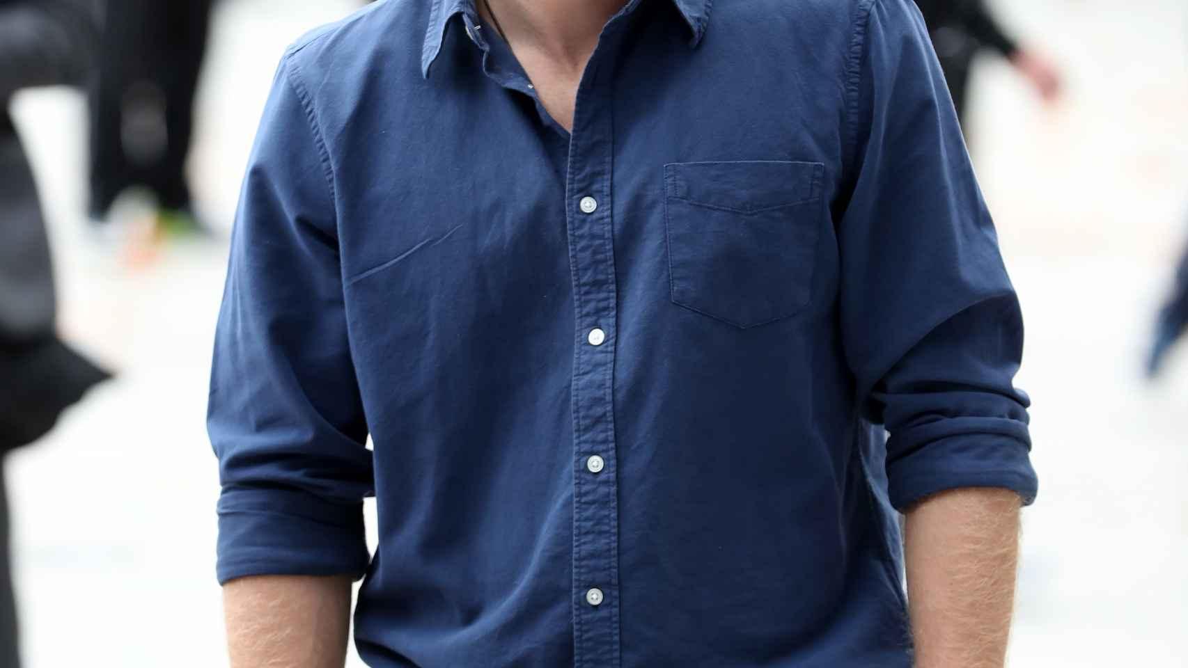 El príncipe Harry, en Nottingham la pasada semana.