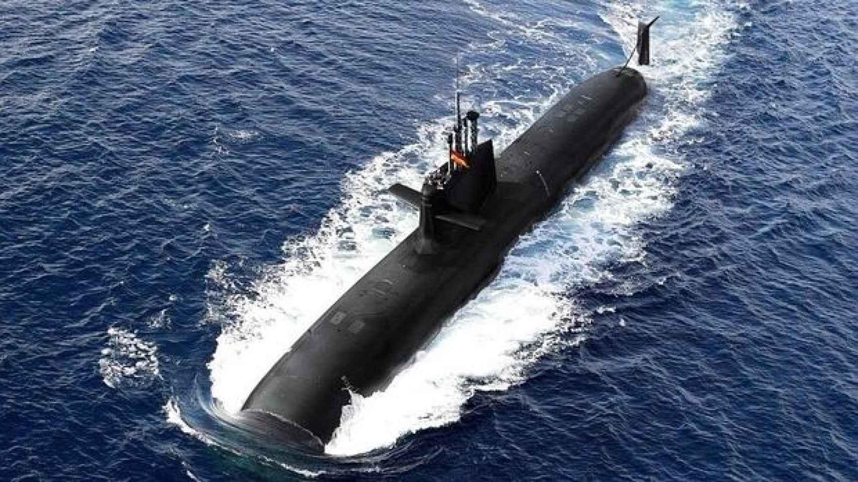 Submarino S-80.