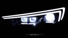Así de avanzada será la iluminación del próximo Opel Insignia
