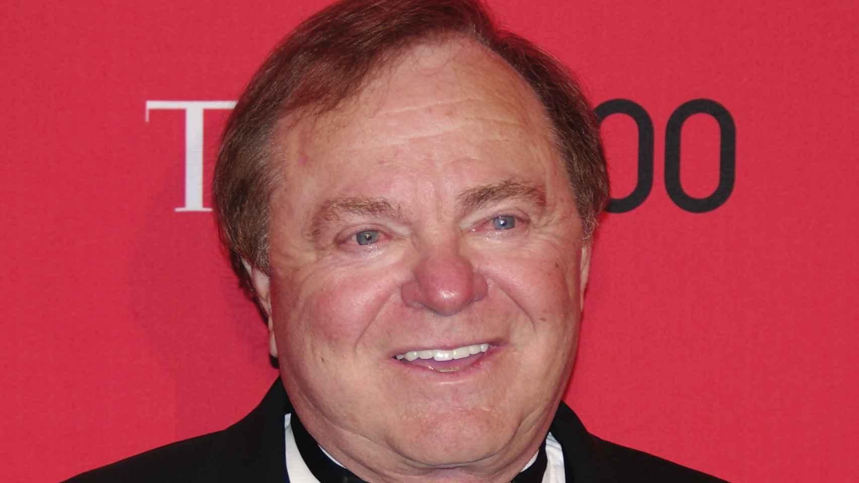 Harold Hamm en el año 2012.