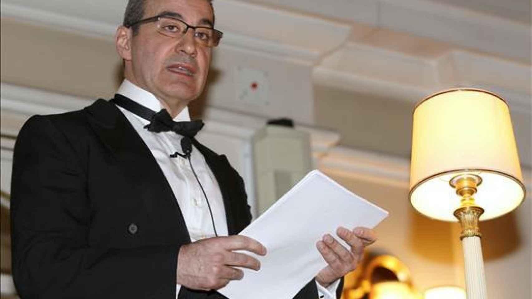 Feliciano Barrios gana el Premio Nacional de Historia