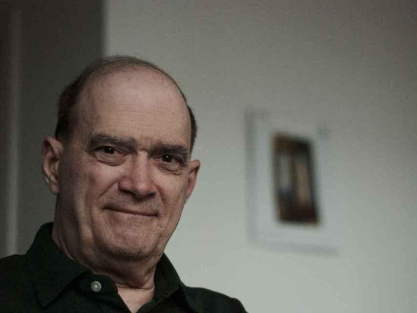 William Binney, ex analista de la NSA, a su paso por Berlín.