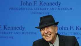 Leonard Cohen, en una imagen reciente.