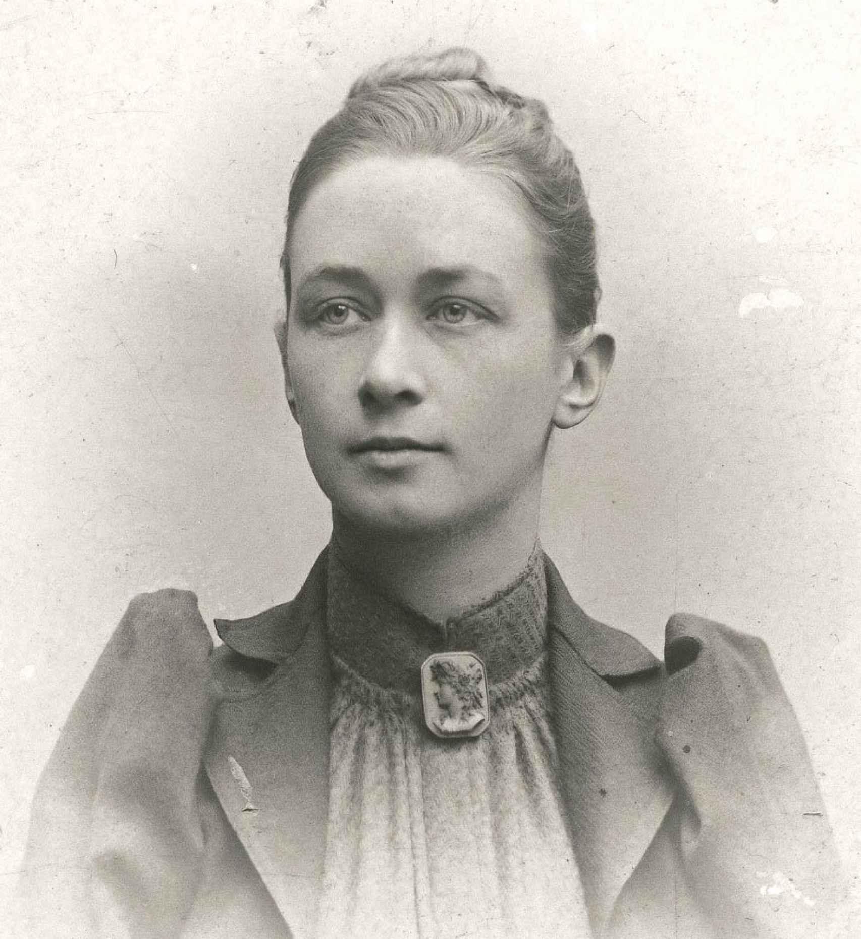 La pintora Hilma af Klint.