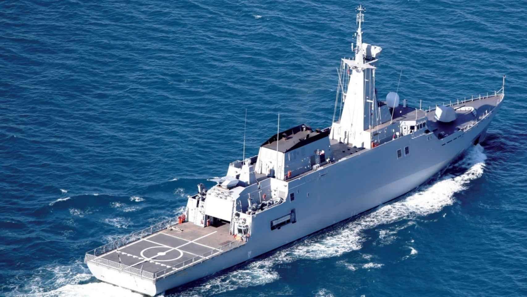 En juego está la venta de cinco fragatas del modelo Avante 2200 a Arabia Saudí.