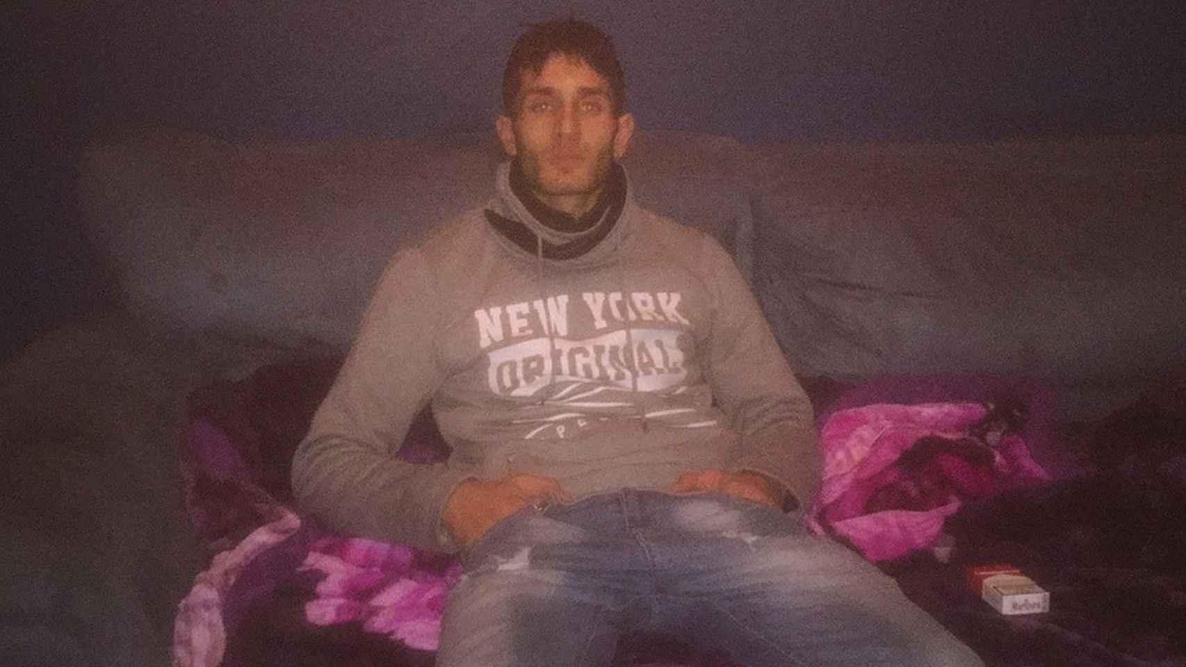 Alin, el novio de La Veneno.
