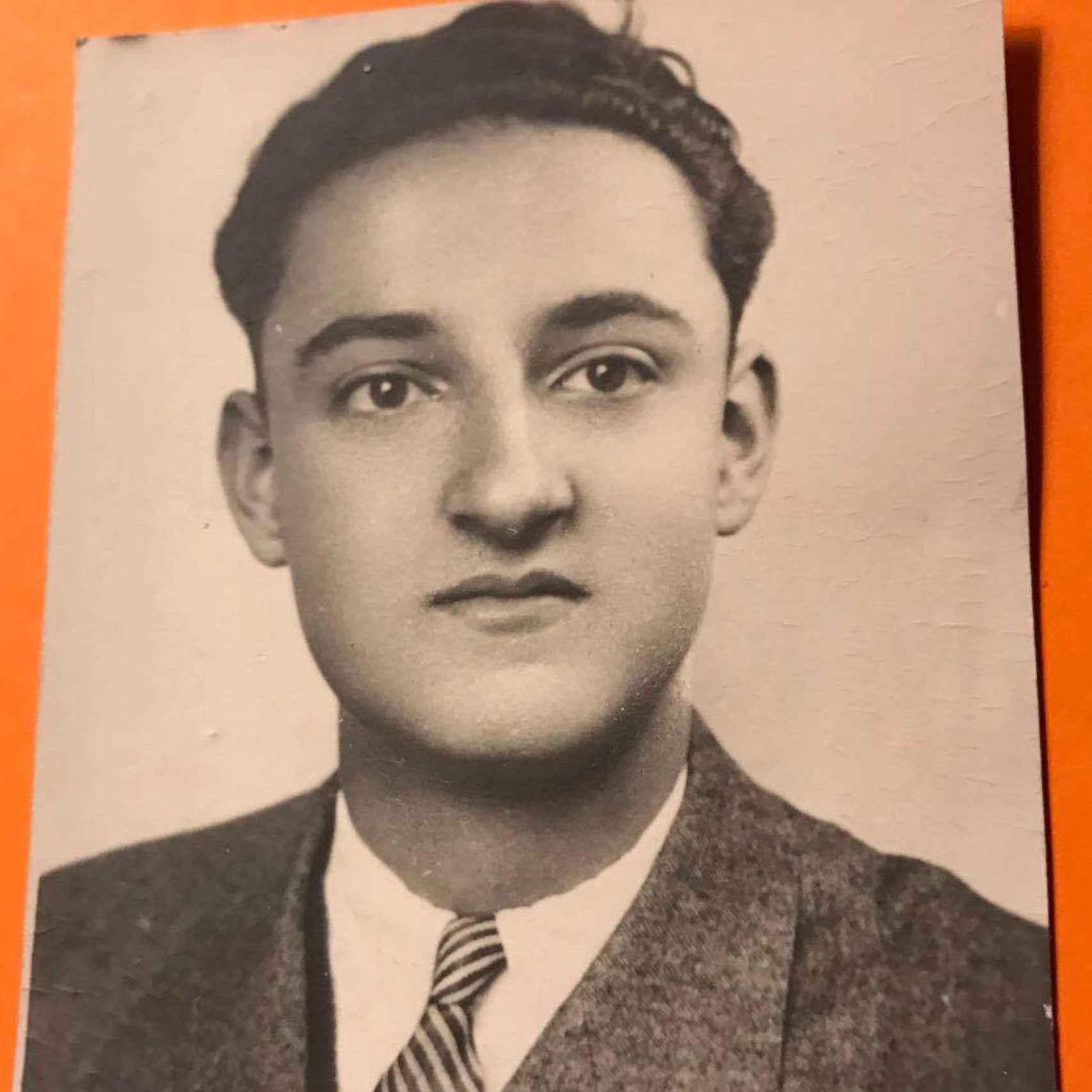 Ramón Mendoza se marchó a París durante su juventud