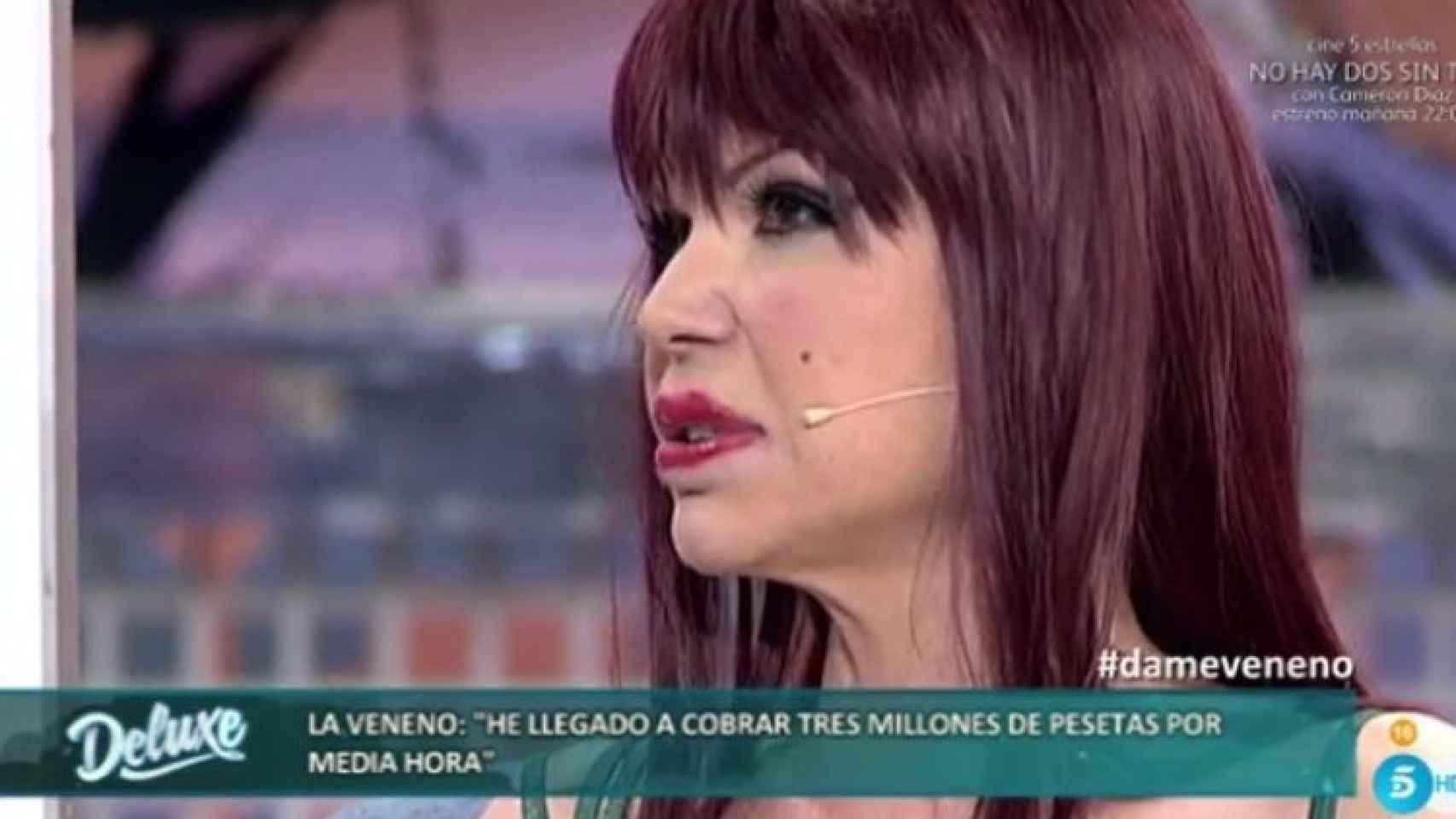 Cristina Ortiz, La Veneno