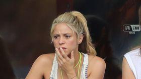 Una de las últimas imágenes públicas de Shakira