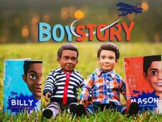 Billy y Mason son los juguetes que quieren acabar con las barreras de género