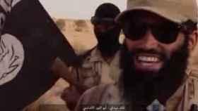 Zakaria Said Mohamed en su mensaje a los melillense a unirse a la yihad.