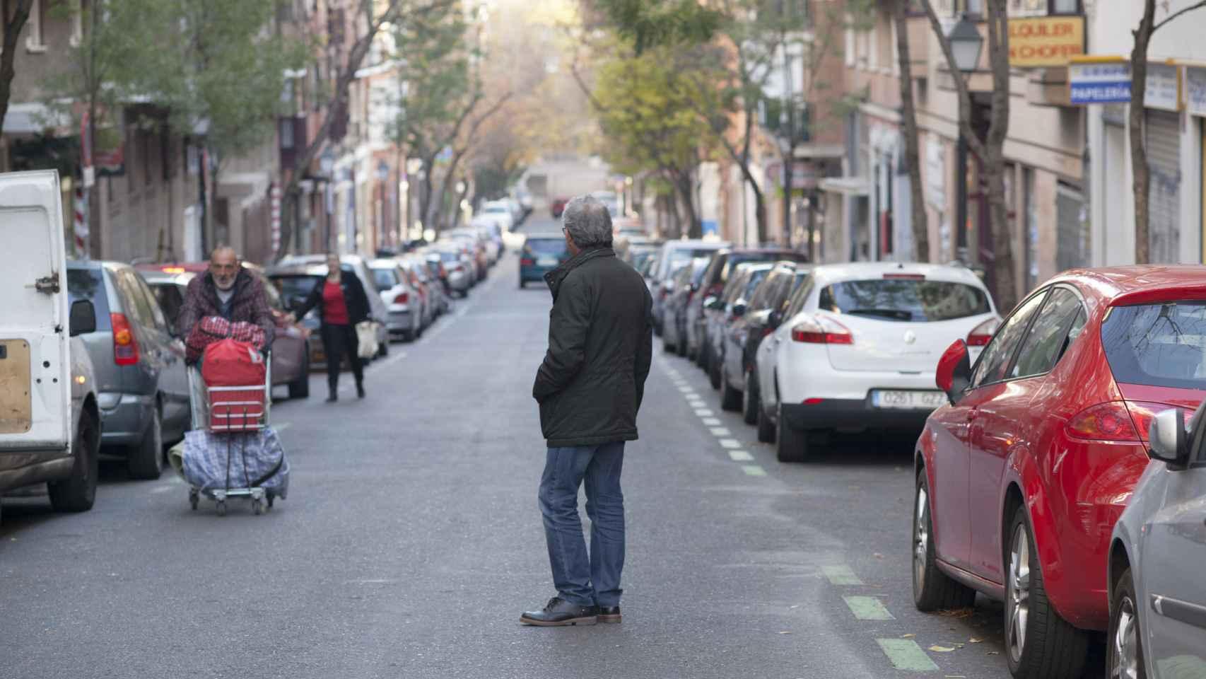 Jose Luis lucha día tras día contra la droga en su barrio.