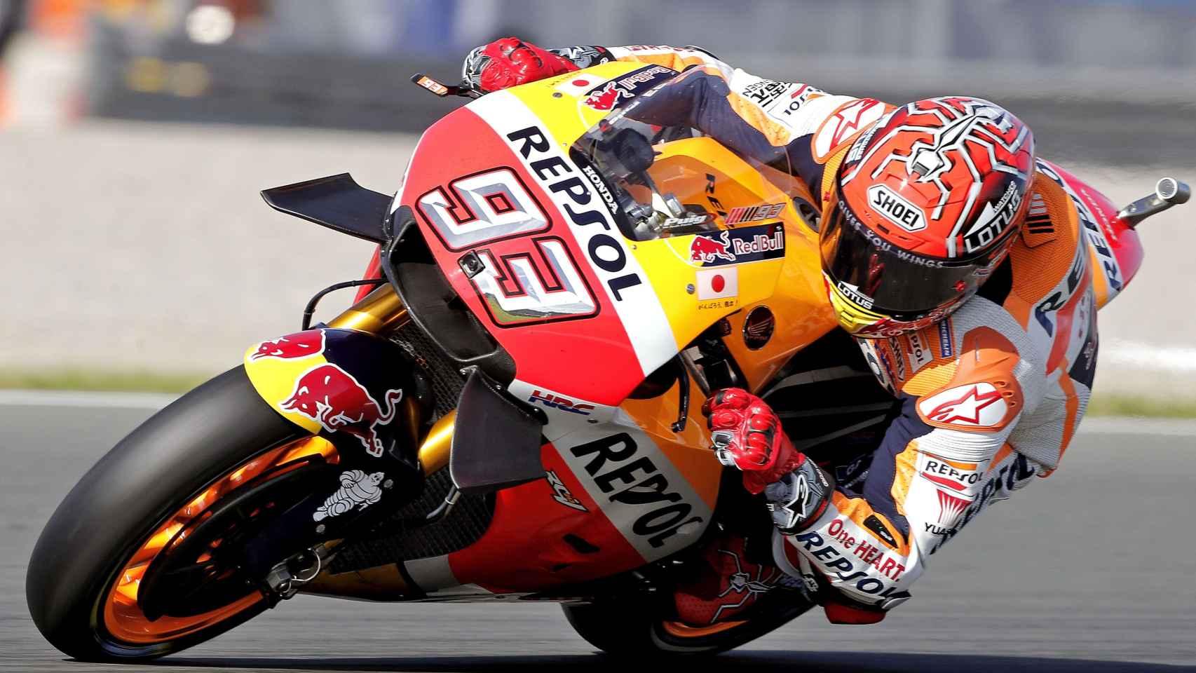 Siga en vivo el GP de la Comunidad Valenciana de MotoGP