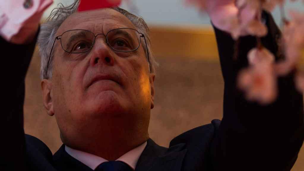 Juan Hermoso, exconsejero del Corte Inglés.