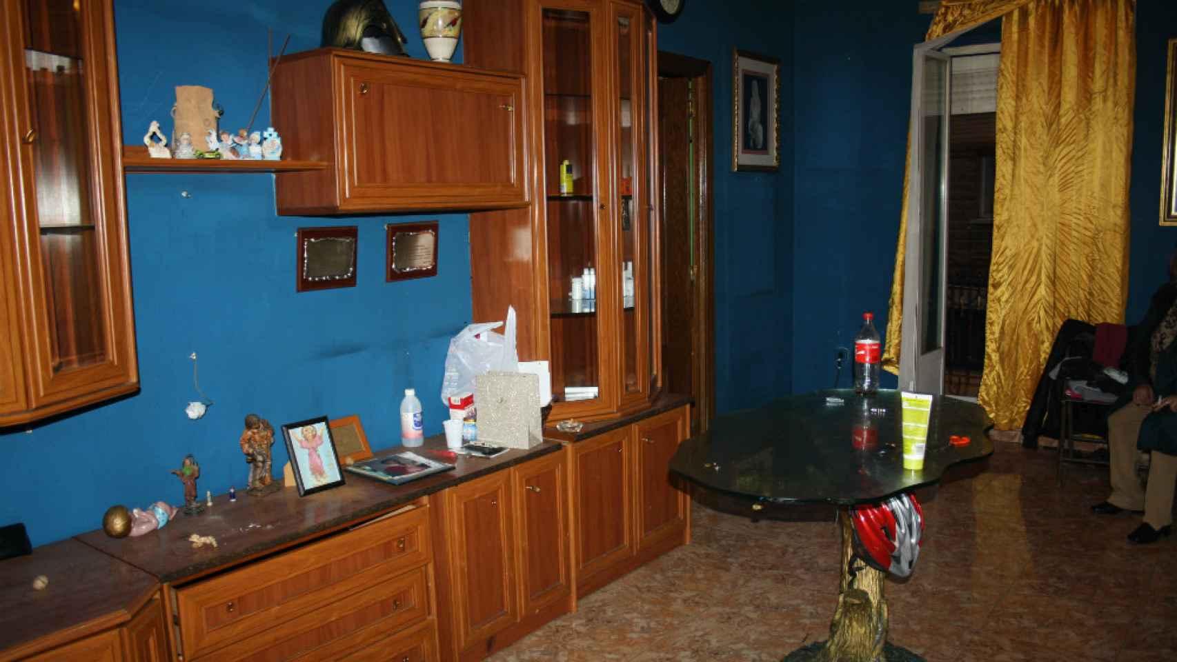 La casa de La Veneno.
