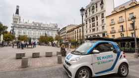 Car2Go cumple un año en Madrid.