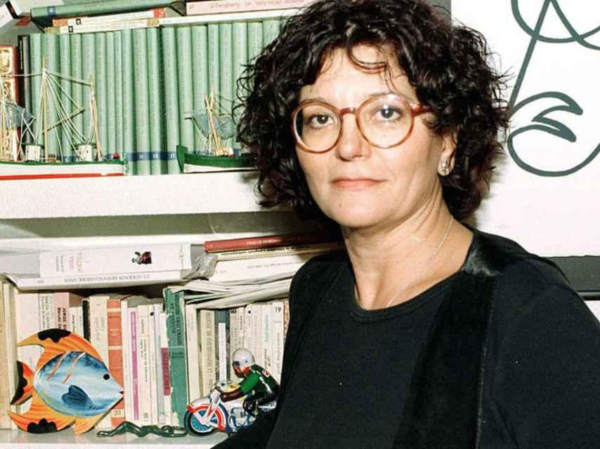 Ángeles Mora, Premio Nacional de Poesía 2016.