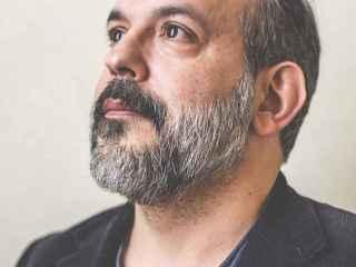 Miguel Ángel Delgado, autor de Las calculadoras de estrellas.