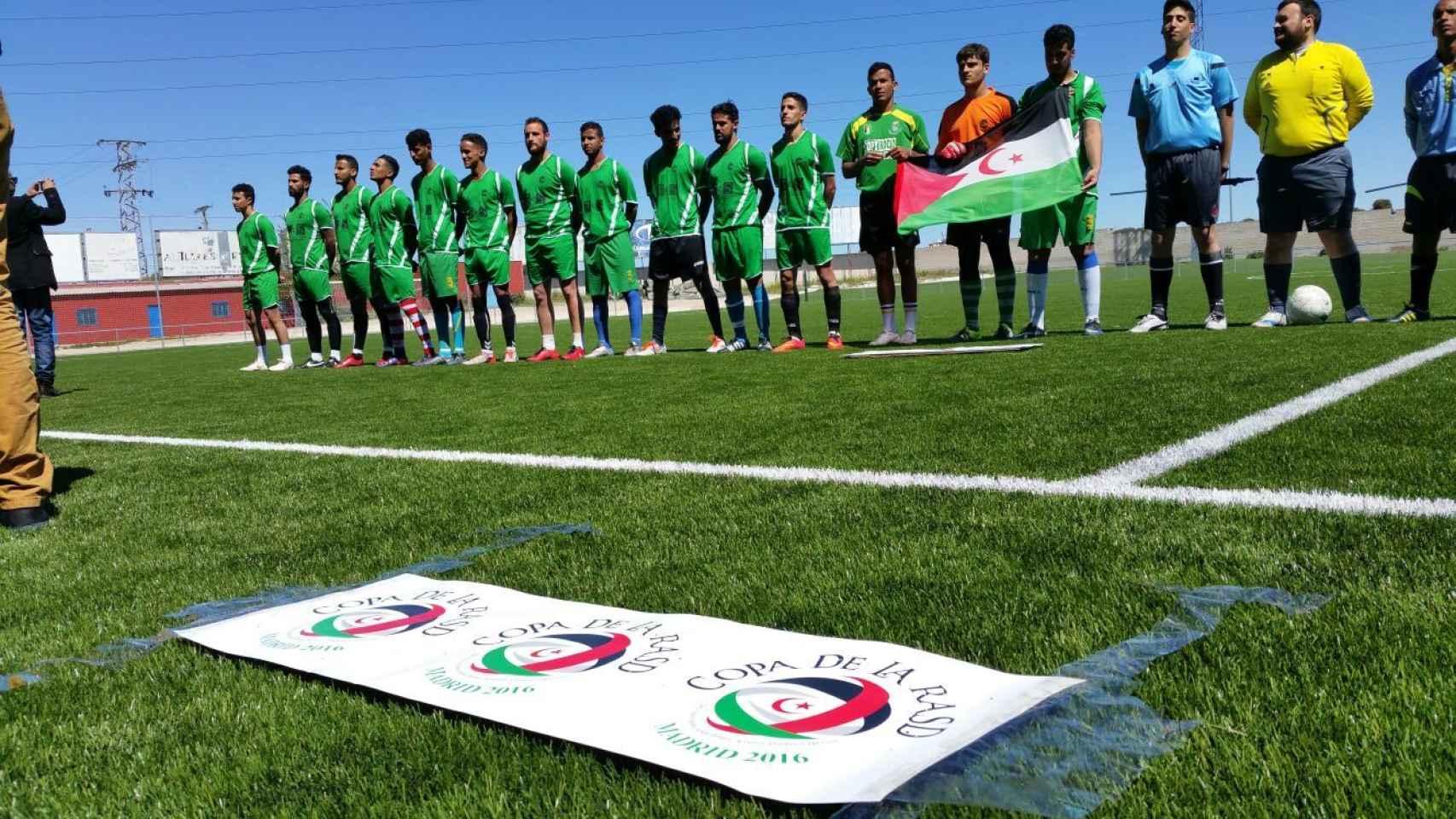 Selección del Sáhara Occidental