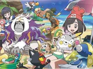 Pokémon Sol y Luna es la evolución de 20 años de historia