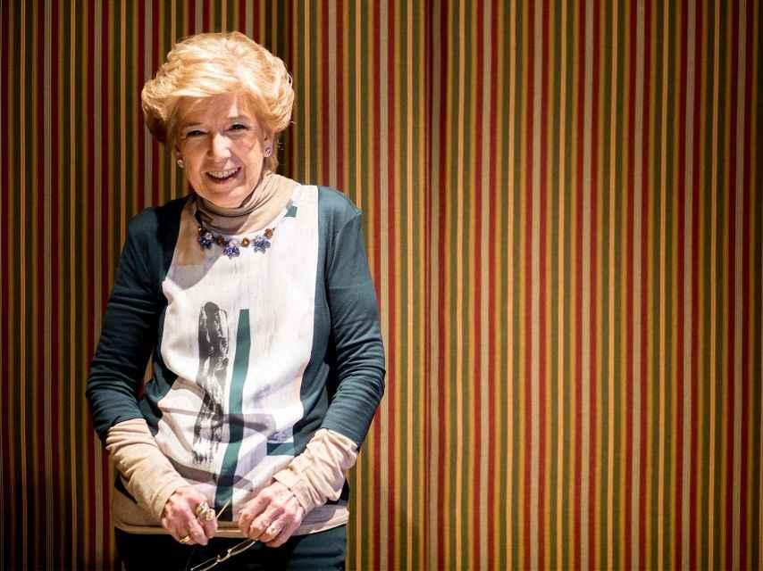 Urbano fue una de las pocas voces femeninas del periodismo de la Transición.
