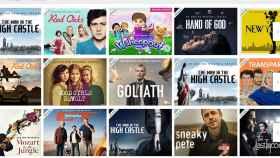 Series disponibles en Amazon Primer Video.