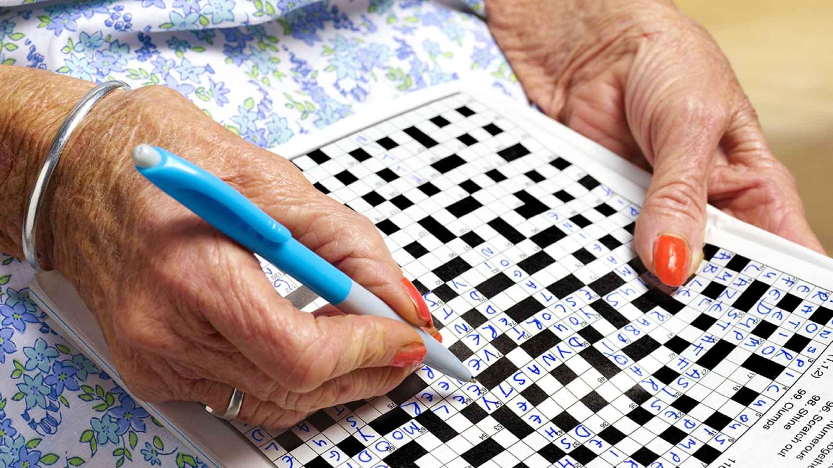 Algunos ancianos con buena memoria tiene alzhéimer.