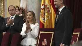 Ana Pastor en el inicio de legislatura.
