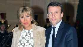 Brigitte Macron fue su maestra de instituto cuando él era adolescente