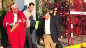 Juan Antonio Roca sale de prisión en su primer permiso penitenciario en una década