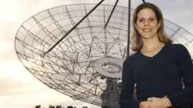 La investigadora Ilana Feain.