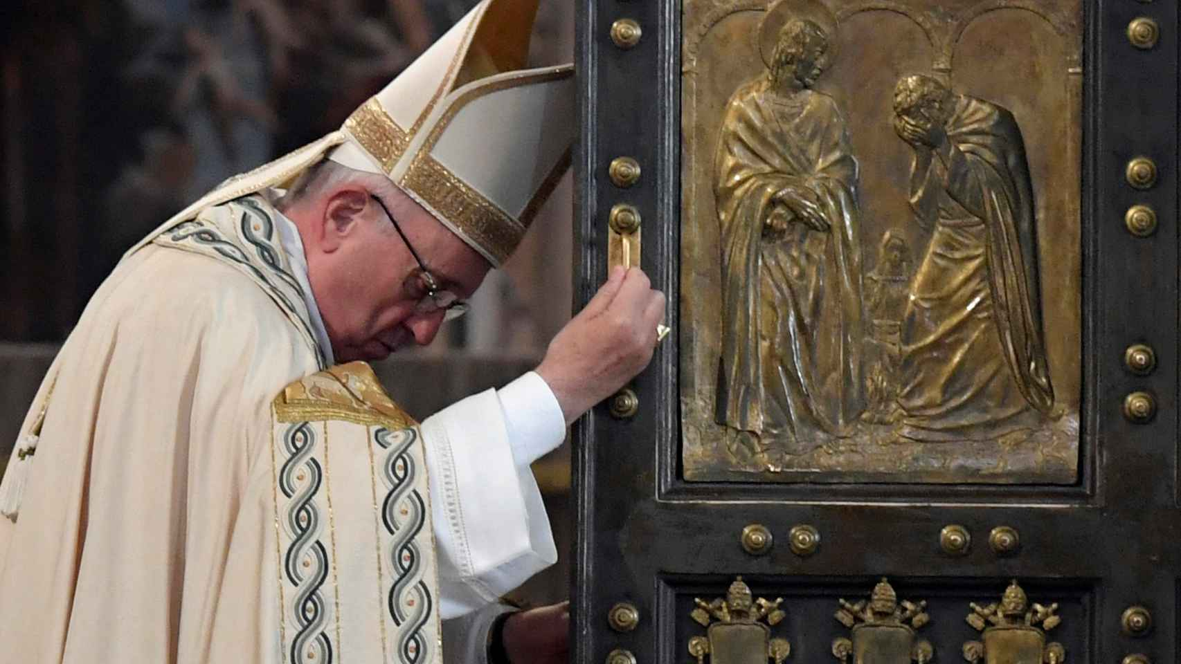 Así es Francisco: el hambre, tan pecado como el aborto