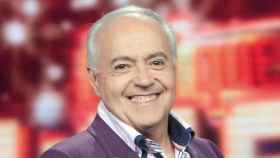 El productor de televisión, José Luis Moreno.
