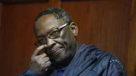 Ben Ekumbo, durante el juicio.