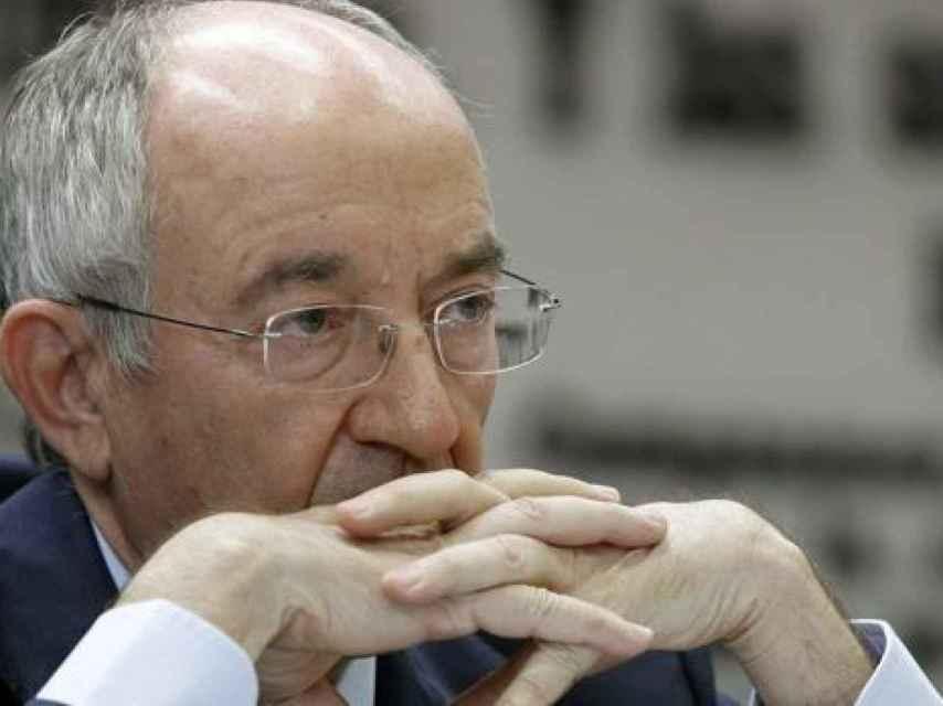 El exgobernador del Banco de España, Miguel Ángel Fernández Ordóñez.