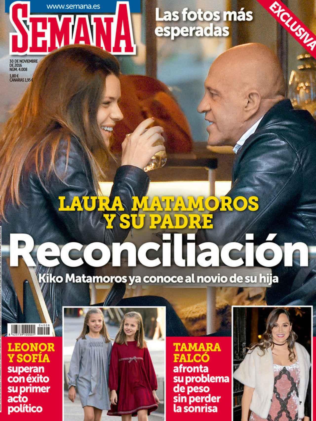 Portada de la revista Semana de hoy.