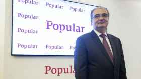 El actual presidente del Banco Popular, Ángel Ron.