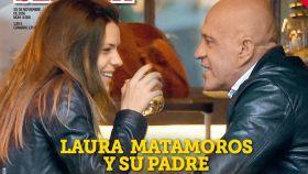 Portada de la revista Semana, con Kiko y Laura Matamoros.