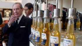Antonino Fernández heredó el gran imperio cervecero mexicano
