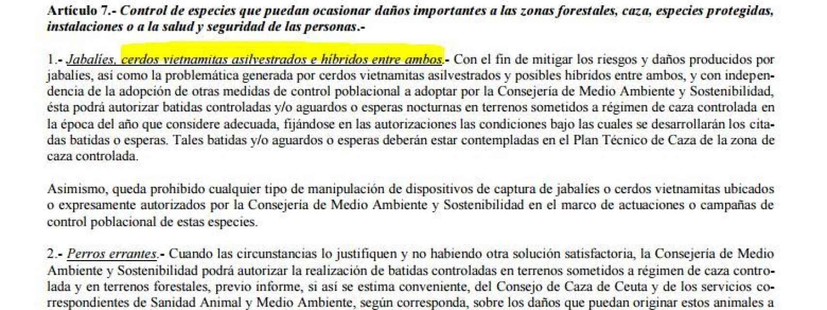 Boletín Oficial Ciudad de Ceuta, 8 de agosto de 2016.