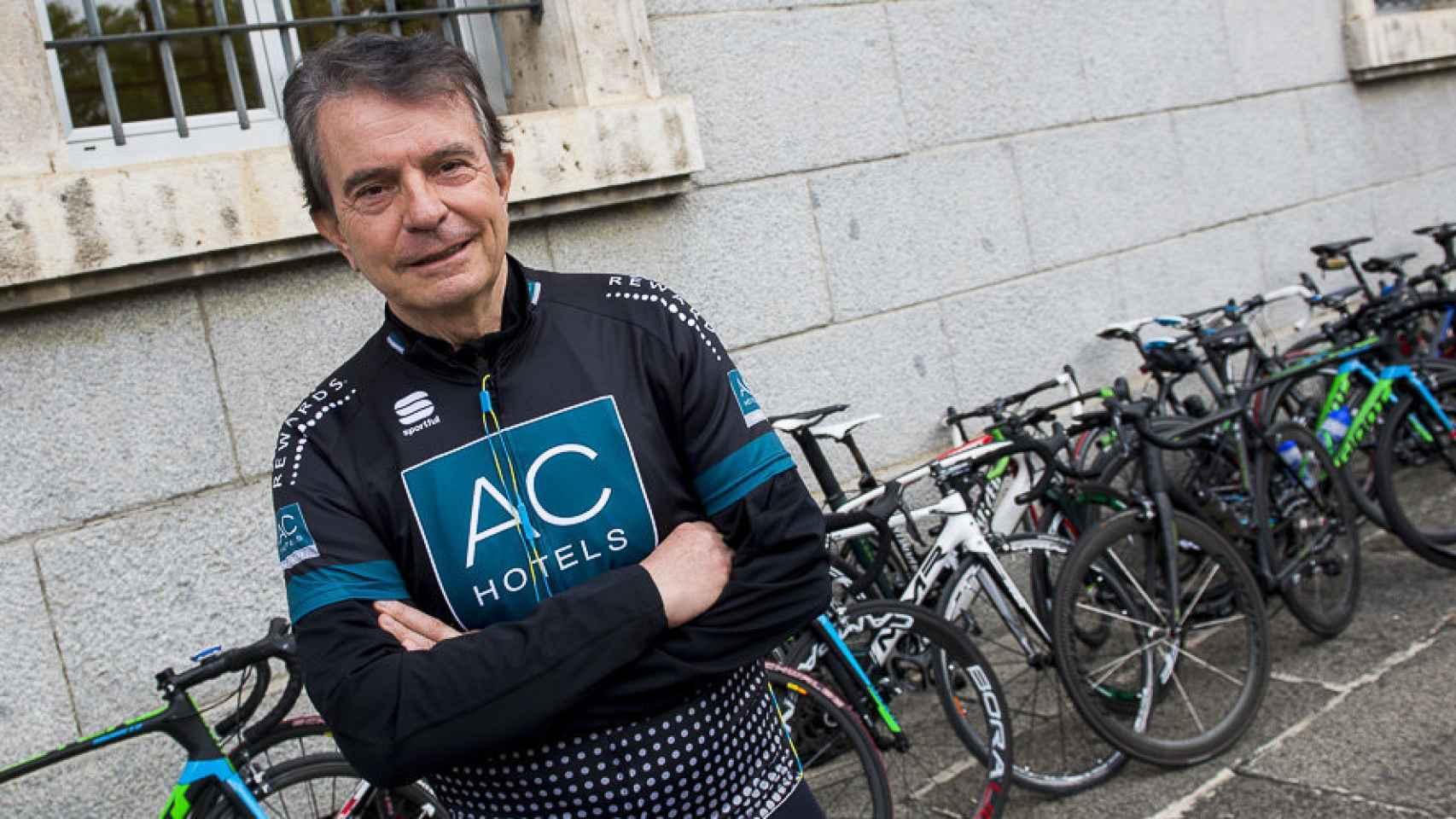 El empresario hotelero Antonio Catalán.
