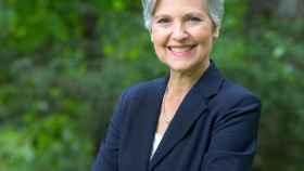 La candidata del Partido Verde, Jill Stein.