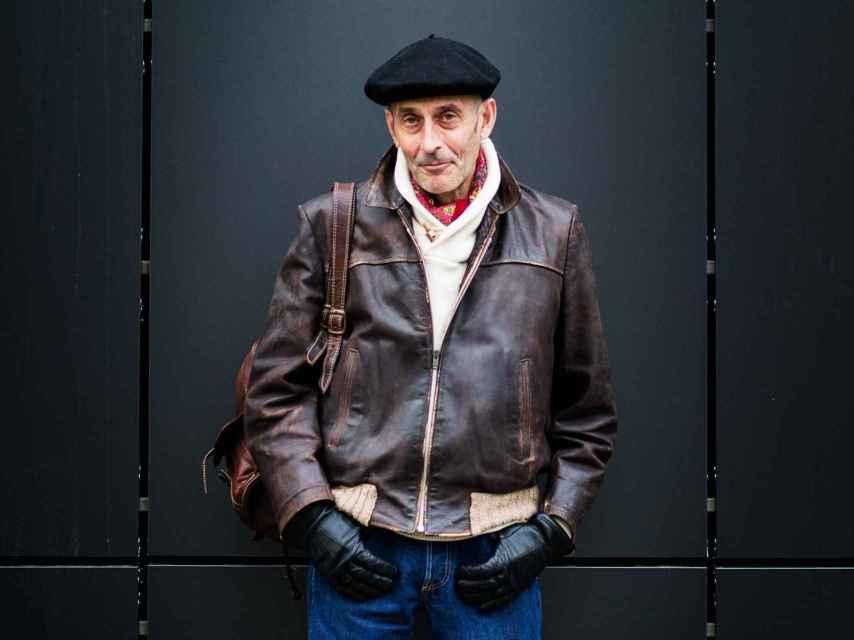 El escritor Montero Glez.