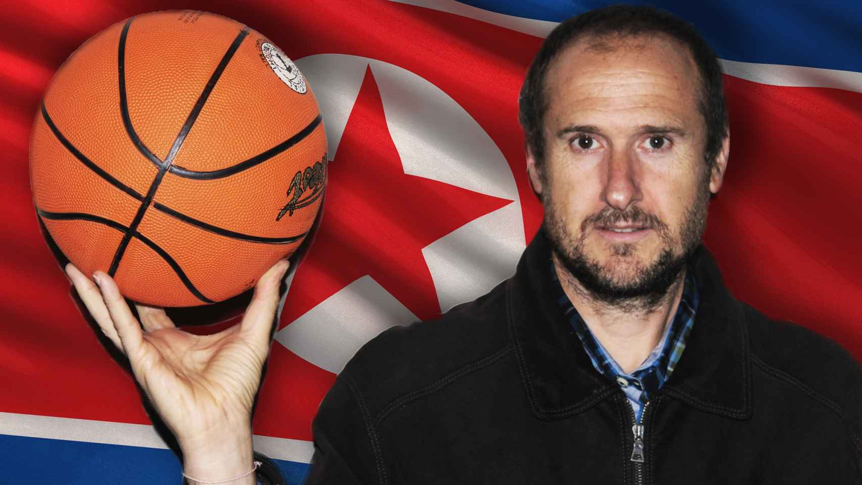 El madrileño Richi González Dávila es el nuevo seleccionador norcoreano de baloncesto