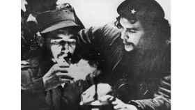 Castro y El Che.
